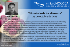 #microMOOCCA - Aitor Sánchez