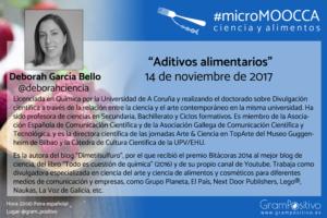 #microMOOCCA - Deborah García