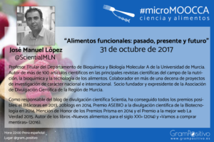 #microMOOCCA - JM López