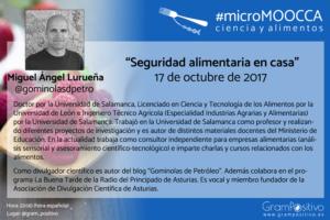 #microMOOCCA - MA Lurueña
