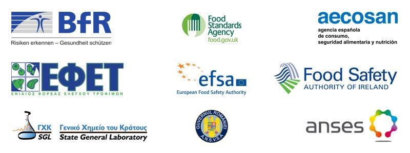 Agencias seguridad alimentaria